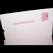 15 Vintage UNUSED Red Two Cent - Benjamin Franklin - Postcards!