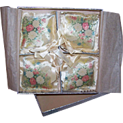Vintage Boudoir Sachets - Mary Chess, Original Box, Scented