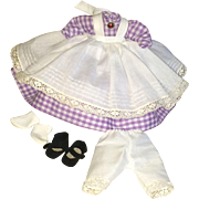 SALE Madame Alexander Alexander kin 8 inch outfit SALE
