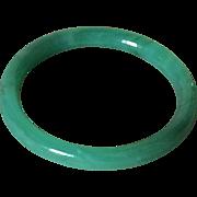 Vintage Peking Glass Bracelet