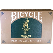 Atlanta Olympic Games of 1996 boxed playing cards
