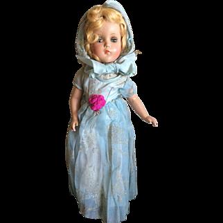 Arranbee Nancy Lee Doll 1940s