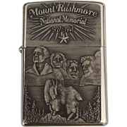 Vintage Mount Rushmore Souvenir Lighter - Red Tag Sale Item