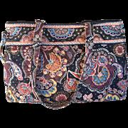 Vintage Vera Bradley Cloth Handbag