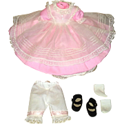 Madame Alexander Alexander kin 8 inch Beth outfit  1962