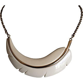 Vintage Givenchy collar necklace