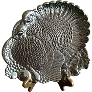Fitz & Floyd Turkey Small Platter in Original Box