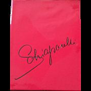 Vintage Box of Schiaparelli Stockings