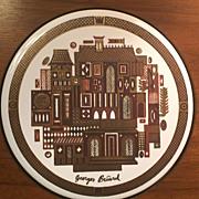 Retro George Briard  Tile Cheese Board