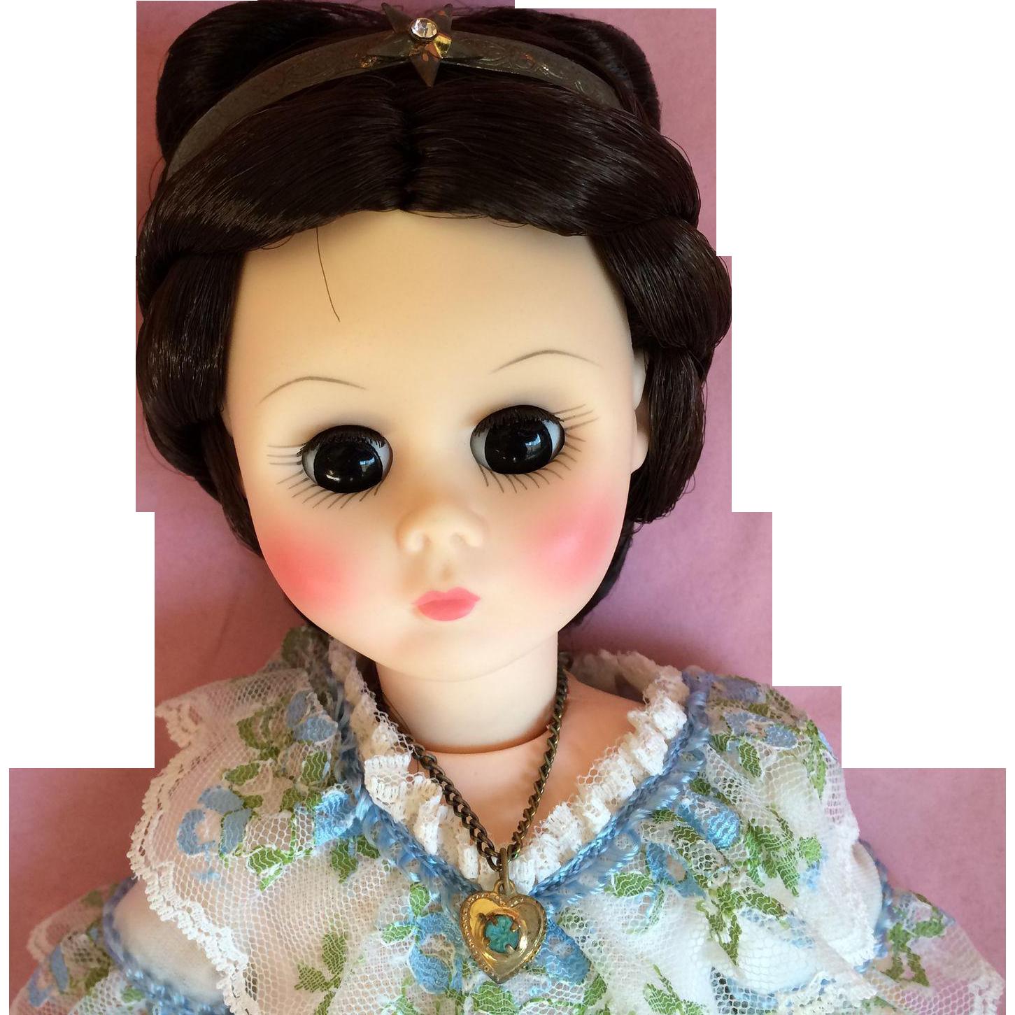 Madame Alexander Julia Tyler 14 inch doll