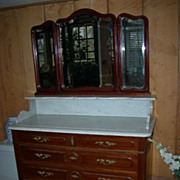 Napoleon III Chest of Drawers/ Commode