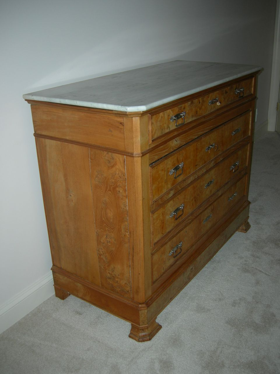 Louis Philippe Commode/ Chest of Drawers