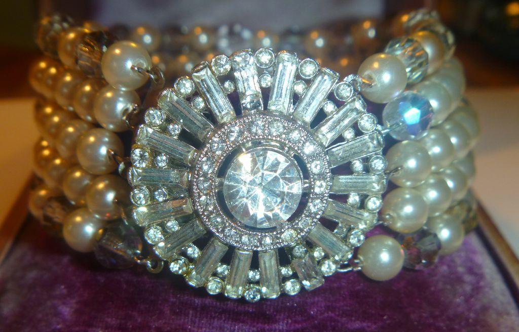 Vintage Marvella Bracelet