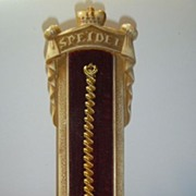 Vintage Speidel Store Display & Watch Band.