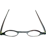 Antique 18th Century Horn Frame Eyeglasses