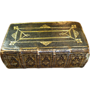 Antique Queen Anne Bible 1708