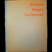 African Negro Sculptures