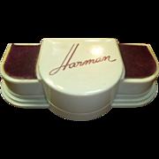 Vintage Art Deco Harman Watch Case