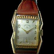 Vintage 1950's Lord Elgin Wristwatch