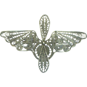 World War Two  Army Air Force Sweetheart Brooch