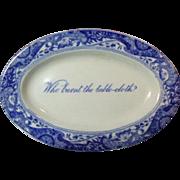 Vintage Copeland & Spode Dish