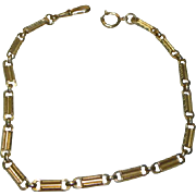 Vintage German Pocket Watch Chain