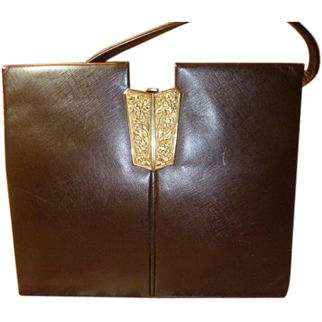 A Cool Vintage 66 Berger Handbag