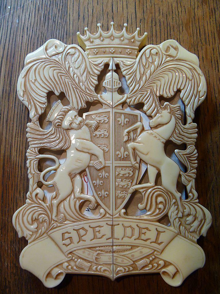Vintage Speidel Sir Galahad Case
