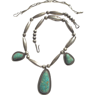 Native American Turquoise necklace