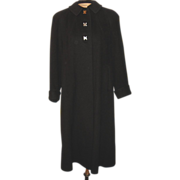 Vintage Black Coat