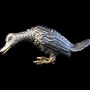 Italian Silver Duck