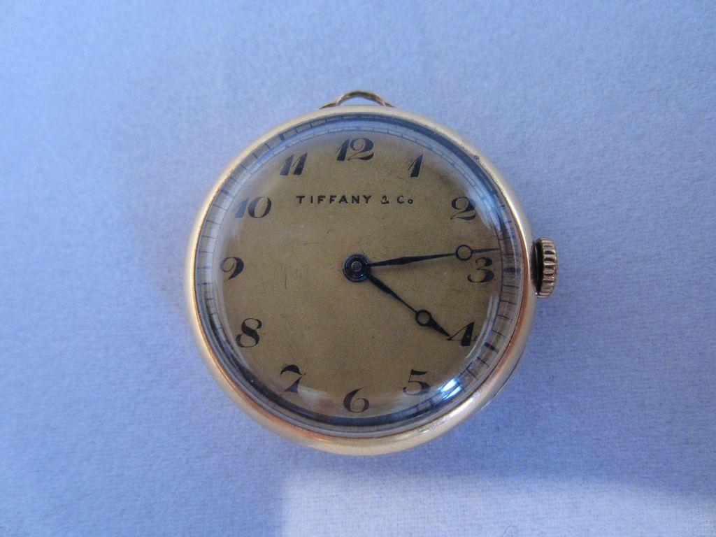 14k Tiffany & Co. Watch