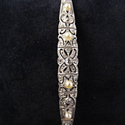 Edwardian Platinum & Diamond Bracelet