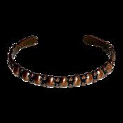 Bell Trading Company Native American Copper Cuff Bracelet