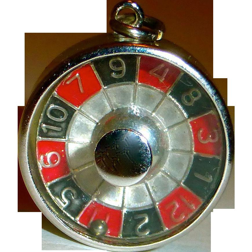 Roulette davier