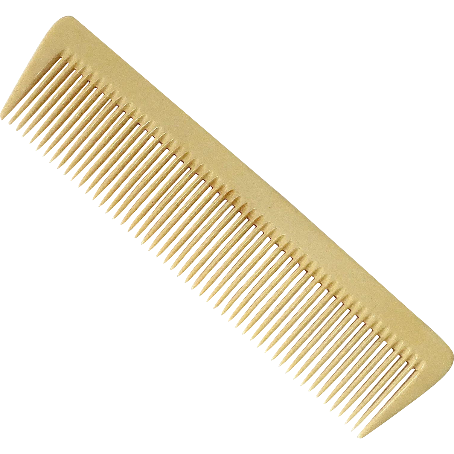 Extra Large Celluloid Hair Comb