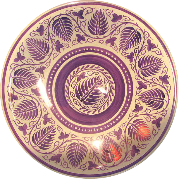 Wedgwood Cane Ware Lustre Dish c1930 - attributed to Millicent Taplin