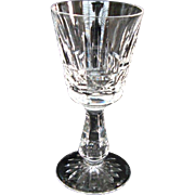 "Waterford Crystal ""Kylemore"" Port or Sherry Glasses"