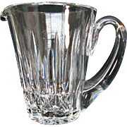"Waterford Crystal ""Kylemore"" Water Jug"