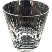 "Stuart Crystal ""Hampshire"" Tall, Old Fashioned Whisky Glass"
