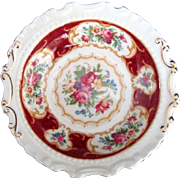 "Vintage Royal Albert ""Lady Hamilton"" Dish"