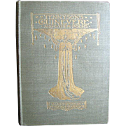 "First Edition - Tennyson's ""Guinevere and Other Poems"" - 1912"