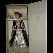 1985 Franklin Mint The Empress Alexandra Doll by Igor Faberge NRB