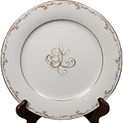 Noritake ''Esteem'' Dinner Plate
