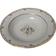 Noritake ''Esteem'' Soup Bowl