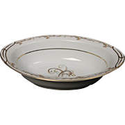 Noritake ''Esteem'' Oval Serving Bowl