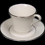 Castleton ''Overture'' Cup & Saucer Set