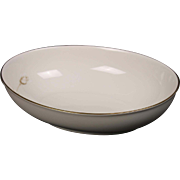 Noritake ''Nora'' Oval Vegetable Bowl