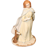 "Maiden Figurine of the Season ""Winter"""