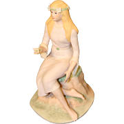 "Maiden Figurine of the Season ""Spring"""